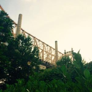 Roosevelt Island Queensboro Bridge