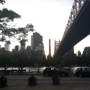 Manhattan Sunset Queensboro Bridge